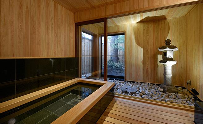 竹林月夜_浴室